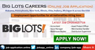Big Lots Careers
