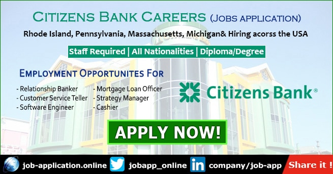 Citizens Bank Careers