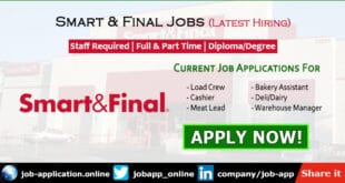 Smart and Final Jobs